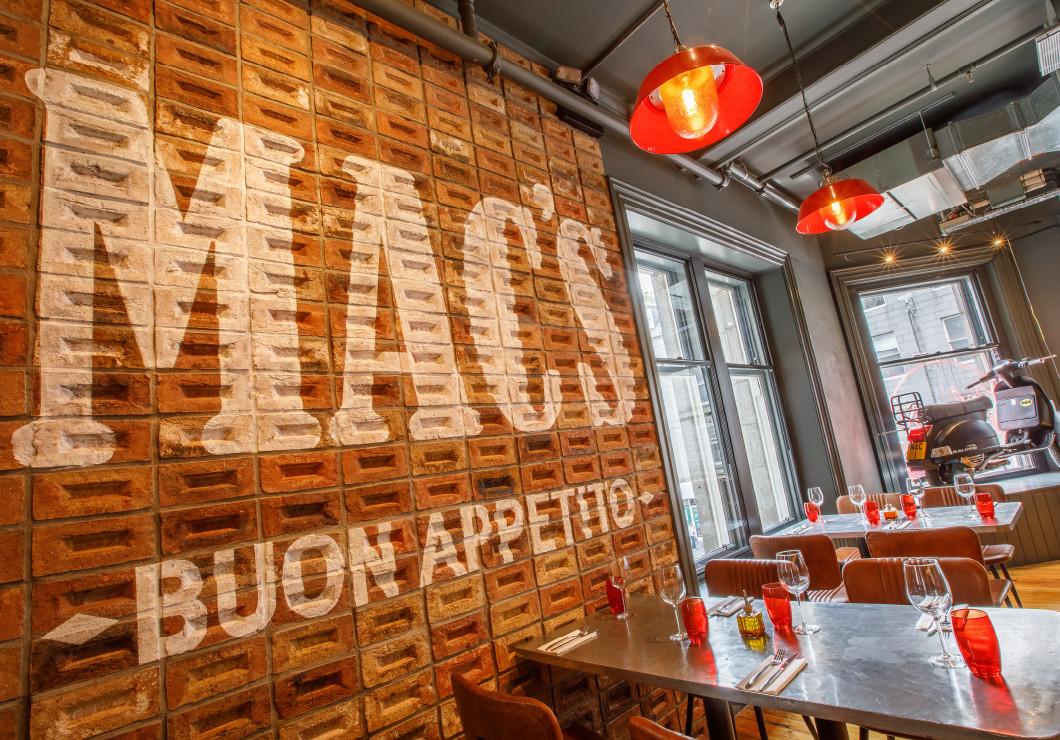 Mac's Pizzeria